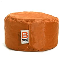 كرسي بن باج ديسك اس من بومبا 40X40X30 سم، برتقالي