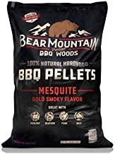 bear mountain grill pellets