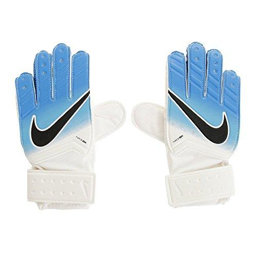 Nike GK Match Youth Soccer Goalkeeping Gloves White/Volt