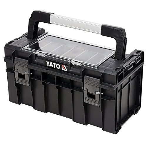 Caja de herramientas, caja de herramientas, caja de herramientas, caja de herramientas, caja de herramientas, caja de transporte vacía