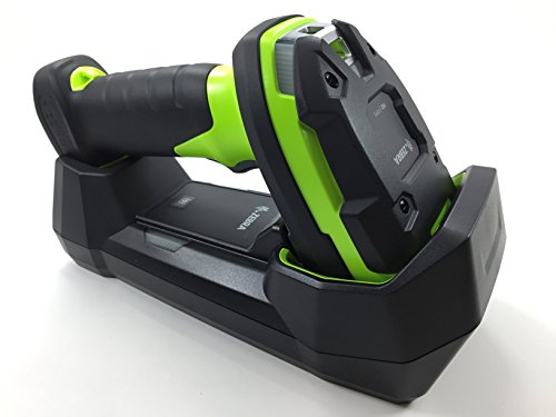 Zebra DS3678-HD (High Density) Ultra-Rugged Cordless 2D/1D Barcode Scanner/Linear Imager Kit, Bluetooth, FIPS, Vibration Motor, Includes Cradle, Power Supply and Shielded 7ft USB Cable(CBA-U42-S07ZAR) 3d barcode scanner
