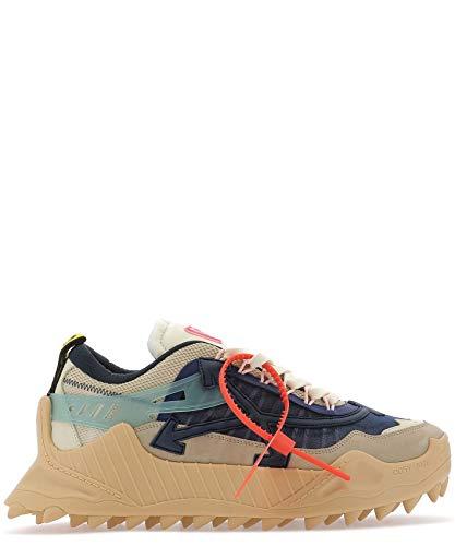OFF-WHITE Luxury Fashion Uomo OMIA139F198000400330 Multicolor Tessuto Sneakers | Autunno-Inverno 20