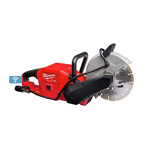 Milwaukee 2786-20 M18 FUEL Lithium-Ion 9 in. Cut-Off Saw w ONE-KEY (Tool Only)