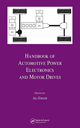 Handbook of Automotive Power Electronics and Motor Drives (Electrical and Computer Engineering 125) (English Edition)