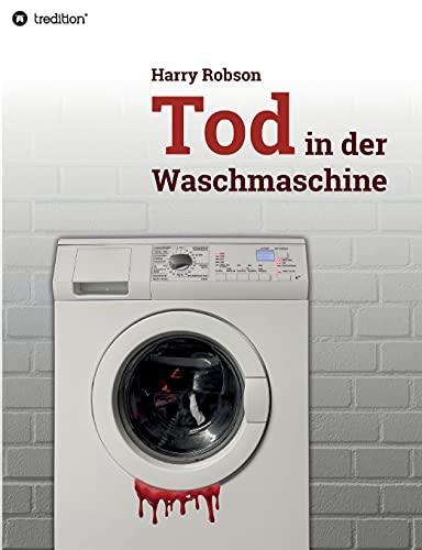 Buchseite und Rezensionen zu 'Tod in der Waschmaschine' von Harry Robson
