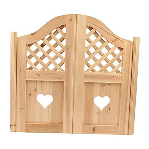 Puerta de cafetería, puertas de madera maciza para interiores y exteriores, puertas de partición para interiores y exteriores, puerta para valla de patio, puerta de decoración de porche