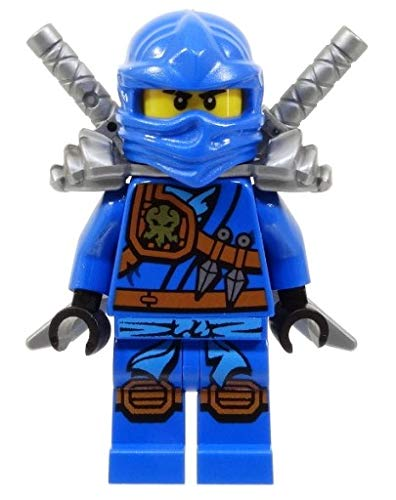 LEGO Ninjago Skybound Jay con minifigura de armadura