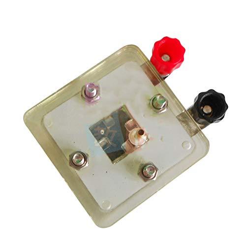 VIEUR Eine Brennstoffzelle und EIN Elektrolyseur zur Stromerzeugung. Reversible Brennstoffzelle
