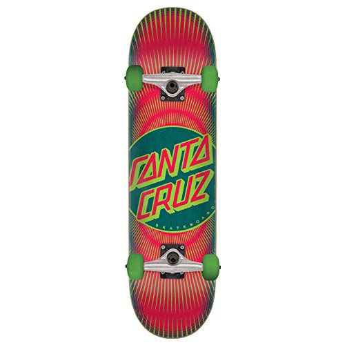 Santa Cruz Skate Complete Vertigo Ray DOT 7.75