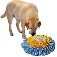 Yangmanini 盗聴犬の訓練ペットマットパッドアマゾンペット新しいペットの咀嚼おもちゃ48x48cm用品