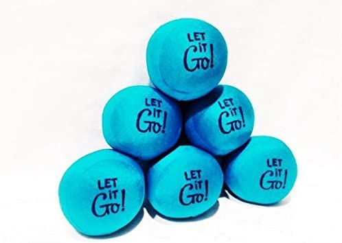 Max 63% OFF Lavender Ranking TOP15 Luvies Stress Balls Let it Go- 6 Pack