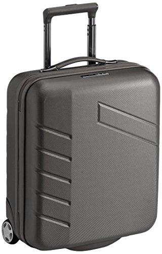 Travelite Trolley para portátil, gris - gris oscuro, 71507-04