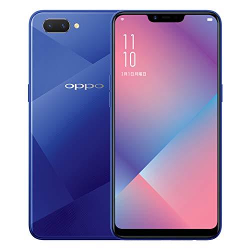 OPPO R15 Neo ダイヤモンドブルー (3GB/64GB) 【日本正規代理店品】 873310