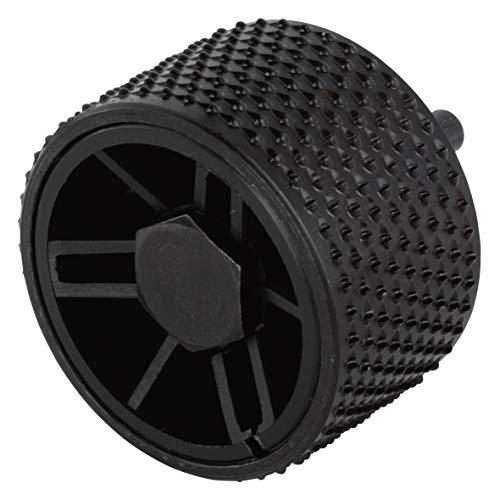 Wolfcraft 2520000 - Fresa de tambor, vástago 6 mm Ø 52 x 30 mm