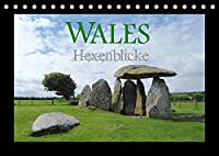 Wales Hexenblicke (Tischkalender 2022 DIN A5 quer): Ein kleiner Blick in das Land der verzauberten Orte und magischen Augenblicke. (Monatskalender, 14 Seiten )