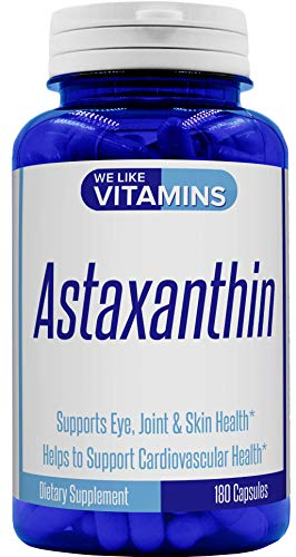 We Like Vitamins Astaxanthin review