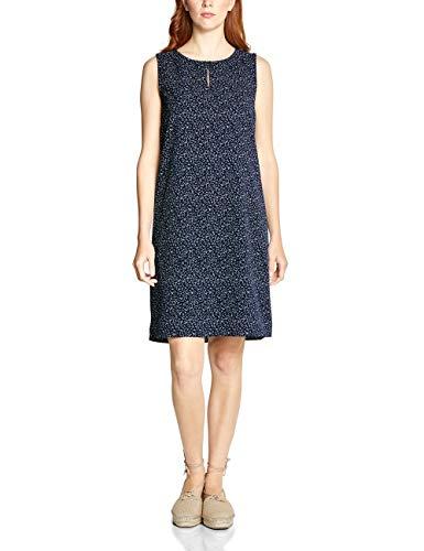 Street One Damen 142468 Kleid, deep Blue, (Herstellergröße:42)