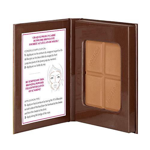 Bourjois Delice De Poudre Bronzing Powder for Women, No. 51 Peaux Claires/Medianes, 0.56 Ounce