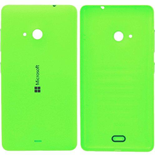 AGI Original Akkufachdeckel Green für Microsoft Lumia 535 Original