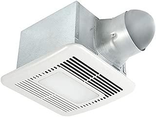 Delta Electronics (Americas) Ltd. SIG80-110LED BreezSignature Ventilation Fans-SIG110LED-110 Fan/LED Light/Night, 80/110 CFM