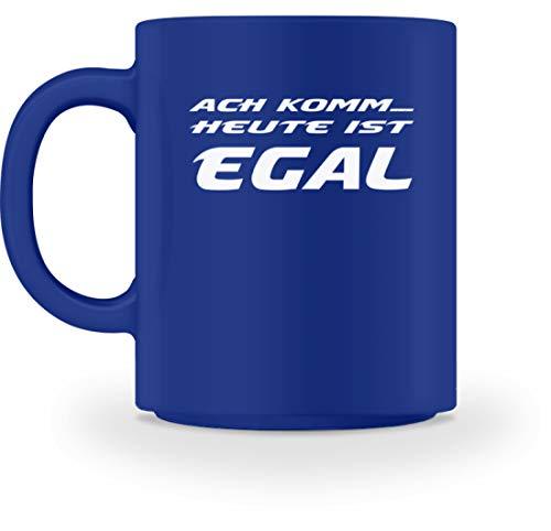 Ach Kom. Vandaag is Egal! - Feestje, zoeken, drinken, alcohol, jenever, bier en alcoholische mok.