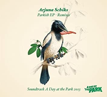 Parkish EP - Remixes
