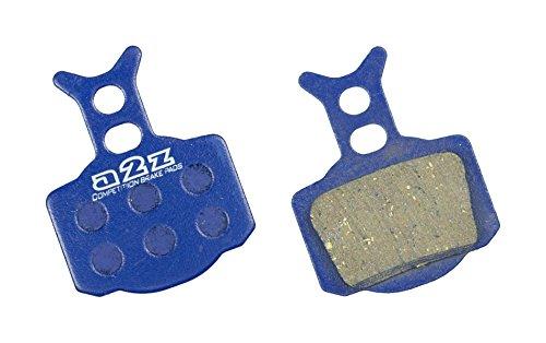 A2z paire de plaquettes formula the one/rx/r1/c1 /mega organiques