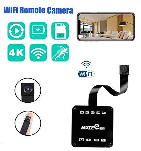 Matecam Live Streaming occhiali fotocamera 30m WiFi Spy occhiali con registratore video digitale