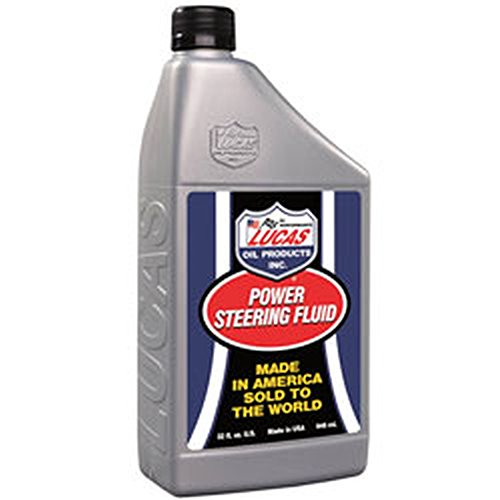 Lucas Oil 10824 Power Steering Fluid - 1 Quart by Lucas Oil