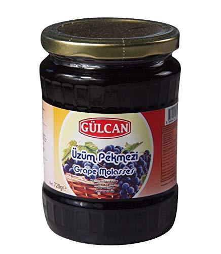 Gülcan - Traubensirup im Glas - Üzüm Pekmezi (720g)