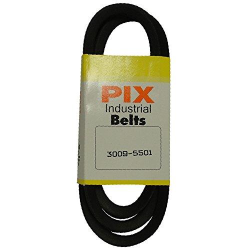 DB Electrical Komplett Traktor C3009–5501t Belt Drive für Universal Produkte 831201/5,1x 174cm