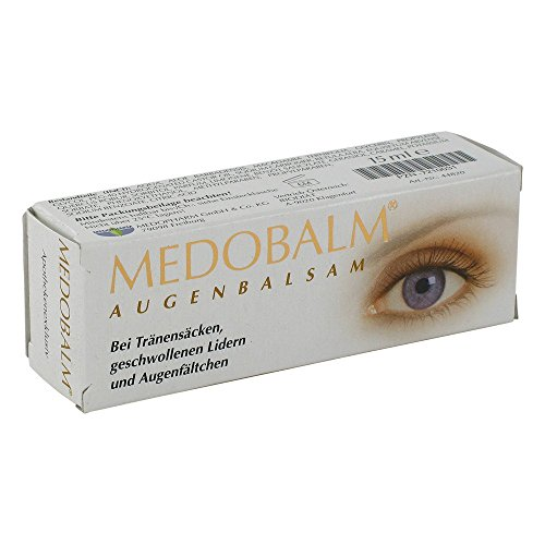 MEDOBALM Augenbalsam 15 ml