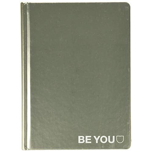 Giochi Preziosi Be You Diario Agenda, Formato Standard, Collezione 2019/20, Gold Metallic