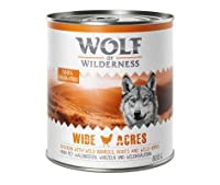 100% grain-free recipe Mono protein with prey-typical meat High meat content, min. 66% Enriched with fruits of the forest (mixed berries), wild herbs and roots Suitable for dogs with grain allergies Made in Germany No artificial preservatives, colour...
