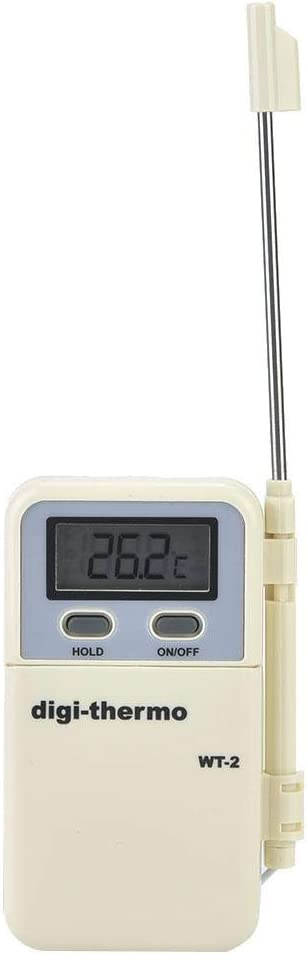 Puseky Elitech WT-2 Year-end gift Digital Thermometer Temperature Food Max 62% OFF Display