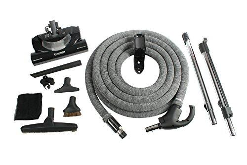 Cen-Tec Systems 92938 Central Vacuum CT20DXQD Kit with 35' DC Hose