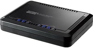 I-O DATA WMXシリーズ対応Wi-Fiルーター ブラックモデル WMX-GW02A-BK
