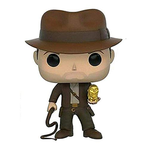 KYYT Pop! Movies: Raiders of The Lost Ark-Indiana Jones Vinyl Bobblehead 3.9'' for Funko