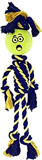 PetSport Twisted Chews Extremely Durable Rope Tug Dog Toys Great for Heavy Chewers and Teething Puppies (Giant Braided Cot...