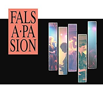 Falsa Pasión (En Directo)