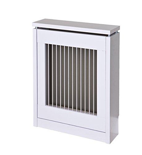 INTRADISA 3060 Cubre radiador, Blanco, 60 x 84 x 18