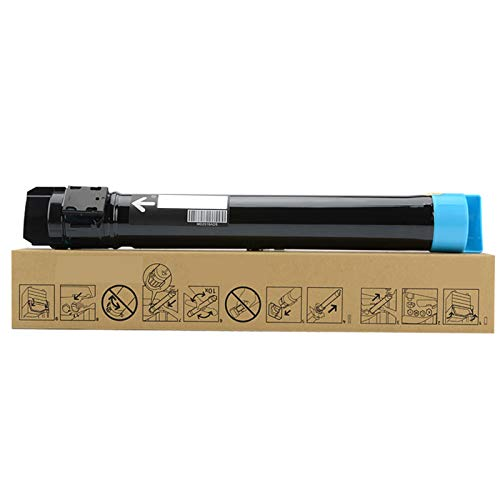 Cartucho de tóner compatible con Xerox Phaser C7500 para Xerox Phaser 7500 7500DN 7500DT 7500DX 7500N 7245 7235 7228 7425 7428 7435 con chip cian