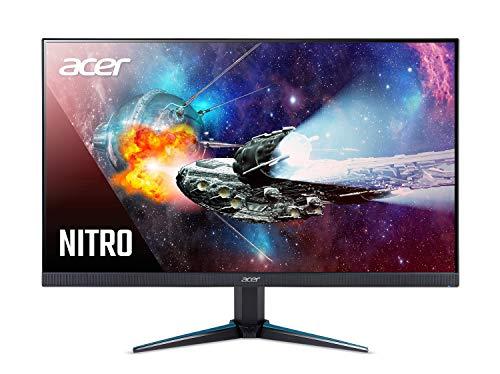 Acer Nitro VG270K bmiipx 27″ 4K UHD (3840 x 2160) IPS Monitor with AMD Radeon Freesync Technology, HDR Ready, 1ms VRB, (2 x HDMI 2.0 Ports & 1 x Display Port),Black