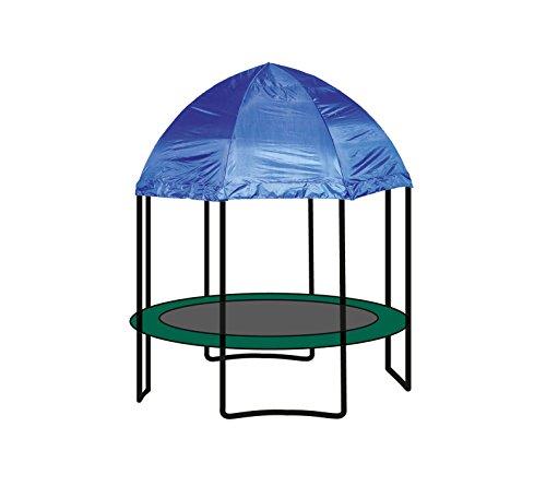 Iglu-Star Trampolindach - perfekt für jeden Garten als Spiel- und Schlafzelt/für alle Trampoline mit 8 Stangen geeignet 370cm