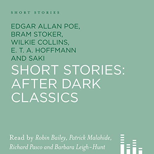 Short Stories: After Dark Classics cover art