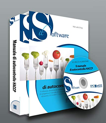 Il manuale di autocontrollo HACCP. CD-ROM