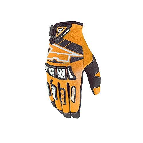AXO MX4T0036O00XL Guanto Tessuto Whip, Arancione/Nero, XL
