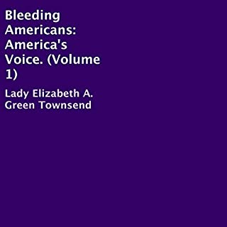 Bleeding Americans audiobook cover art