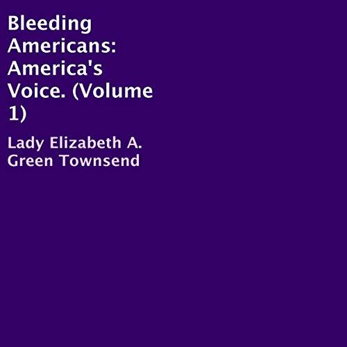 Bleeding Americans audiobook cover art