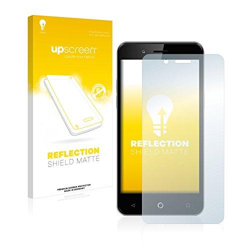 upscreen Entspiegelungs-Schutzfolie kompatibel mit Allview P6 Pro – Anti-Reflex Bildschirmschutz-Folie Matt